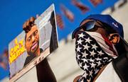 تصاویر |ادامه اعتراضها به مرگ جورج فلوید در آمریکا