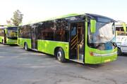 ناوگان اتوبوسرانیمشهد جمعه ۱۴ شهریور فعال است