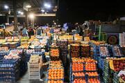 اختلاف قیمت میادین میوه و ترهبار با سطح شهر در کانال ۴۰ درصد
