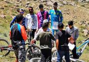 مسابقه آزاد دانهیل جام نگین ایران برگزار شد