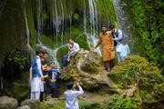 تصویر | آبشار کبودوال