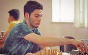 طاهباز نایب قهرمان شطرنج آنلاین جوانان آسیا شد