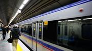 خودکشی یک زن در مترو تهران ناکام ماند