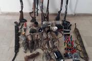 شکار ۱۷ قطعه کبک به صورت غیرمجاز در شهرستان ماهنشان
