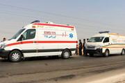 فوت دختر ۱۳ ساله در آزادراه کرج - قزوین
