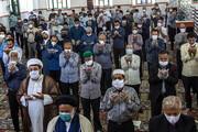 نماز جمعه در شهرهای با وضعیت زرد کرونا اقامه میشود