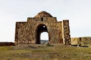 آشنایی با بنای تاریخی چهار طاقی بازههور