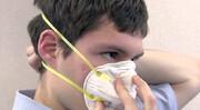 استفاده از ماسک برای بیماران ریوی خطرناک است؟