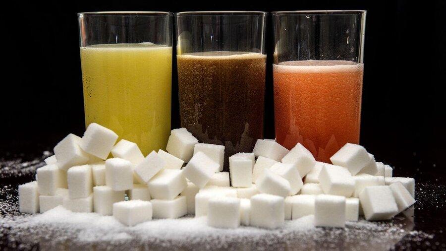 تغذیه - نوشیدنی - سلامت - شکر - قند