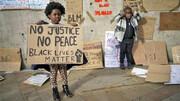 تصاویر | اعتراض جهانی علیه نژادپرستی و خشونت پلیس