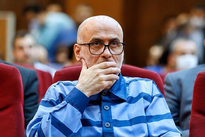تصاویر | نخستین دادگاه اکبر طبری معاون سابق حوزه ریاست قوه قضاییه و متهمان دیگر