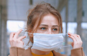 نحوه کوچک کردن ماسک برای حفاظت بیشتر در برابر کرونا