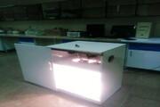ساخت دستگاه شبیهساز نورخورشید در دانشگاه حکیم سبزواری