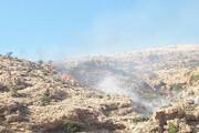 شناسایی مناطق مستعد آتشسوزی در قزوین