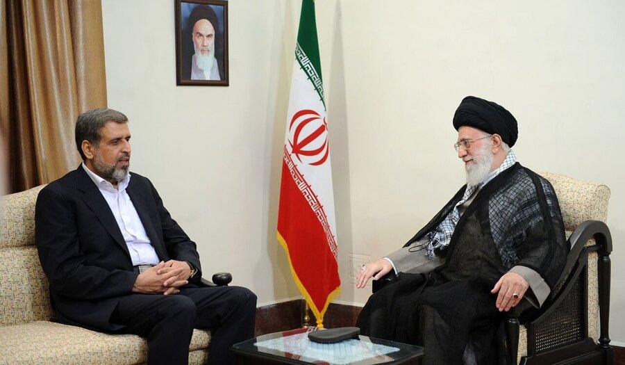 رهبری و رمضان عبدالله