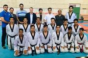 تکواندوکاران کرمانی بر سکوی سوم مسابقات لیگ برتر