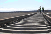 افتتاح راهآهن اردبیل تا پایان ۹۹