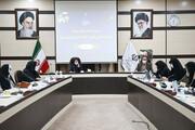 تشکیل مجمع مشورتی بانوان خبرنگار در خراسان رضوی