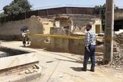 پاتوق معتادان در ساختمان متروکه برچیده شد