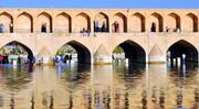 فیلم | همنشینی مردم اصفهان با زایندهرود در شرایط کرونایی