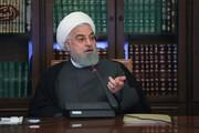 واکنش روحانی به پیشنهاد ترامپ برای مذاکره و توافق با ایران