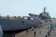 ۲۳۳ نفر از دریانوردان تبعه هند عازم هندوستان شدند