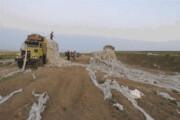 کشاورزان بیلهسوار ضایعات کشت زیرنایلونی را جمعآوری کنند