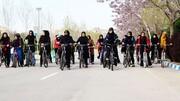 دوچرخهسواری بانوان ممنوع شد