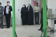 یک دانشجوی شیرازی گیت چندمنظوره ضدعفونی ساخت