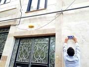 خانهها و اماکن روستای «راحتآباد» پلاککوبی شد