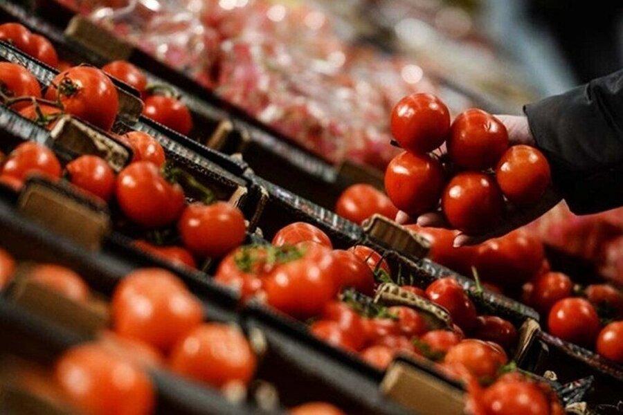 گوجه فرنگی رکورددار افزایش قیمت در فروردین ماه شد   جدول قیمت اقلام خوراکی در مناطق شهری