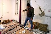 جزییاتی از زلزله ۵.۷ ریشتری فارس | رفع مشکل قطعی برق مناطق زلزله زده و بازگشایی محور مسدود شده