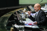 اظهارات قالیباف خطاب به ظریف | وزارت خارجه سیاستهای کاهش برجامی را اجرا کند | اجازه نخواهیم داد آژانس دستش باز باشد