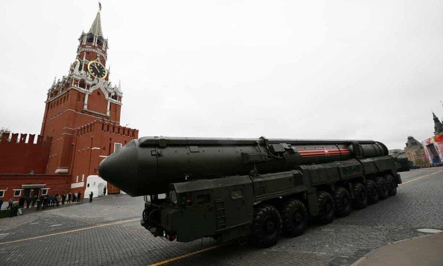 موشک هستهای