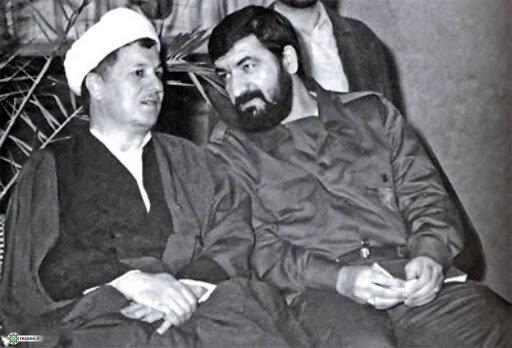 محسن رضایی هاشمی رفسنجانی