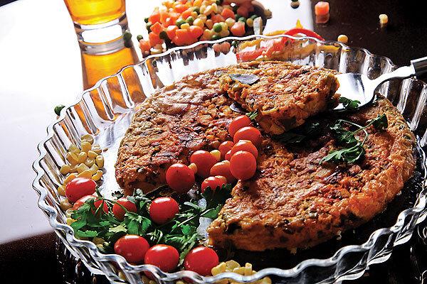 كوكوي اسپانيايي - آشپزي - تغذيه
