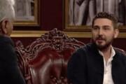 فیلم| ماجرای خود زنی آقای بازیگر در «دورهمی»