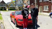 بورس تحصیلی و یک ماشین عالی برای پسری که خیابانها را تمیز کرد