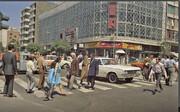عکس روز | تهرانِ شلوغِ ۵۰ سال پیش