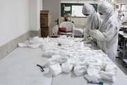 کمبود مواد اولیه تولید ماسک در قم