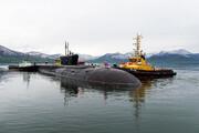 رونمایی پیشرفتهترین زیردریایی اتمی روسیه