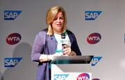 مدیریت تورنمنت تنیس آزاد آمریکا برای نخستین بار به یک خانم رسید