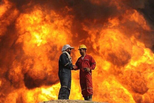 کارگران نفتی