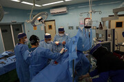 انجام اولین عمل جراحی موفقیتآمیز تعویض کامل مفصل معکوس شانه