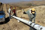 گازرسانی به ۵۲۰ روستای کرمانشاه