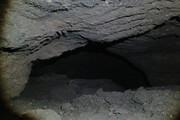 کشف یک پناهگاه زیرزمینی قدیمی در گناباد