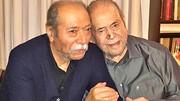 فیلم | آوازخوانی علی نصیریان برای زنده یاد محمد علی کشاورز