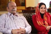 فیلم | حرفهای عروس پدر سالار پس از درگذشت محمد علی کشاورز