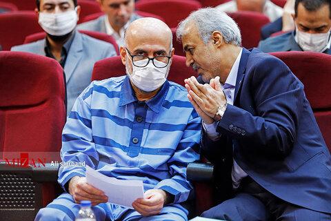 تصاویر | سومین دادگاه اکبر طبری