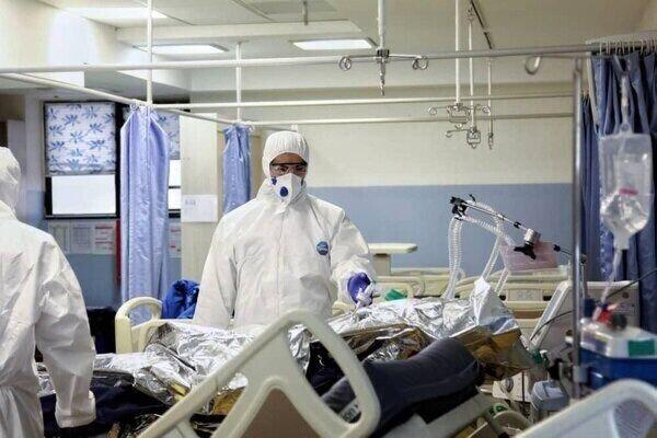 بیمارستان کرونا